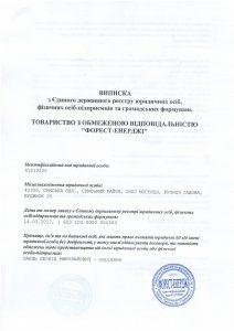 Форест Энерджи ООО