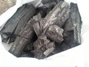 Древесный уголь в мешках оптом Сумы
